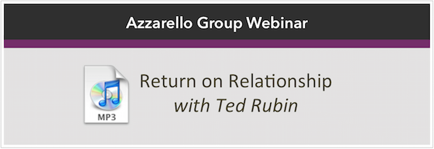 RonR with Ted Rubin