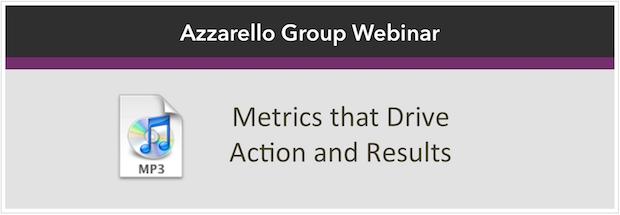 metrics banner