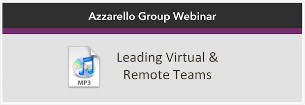 Virtual and Remote Teams